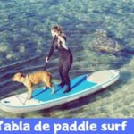 Tabla de paddle surf hinchable
